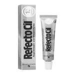 RefectoCil 1.1. Grafit - Żelowa Henna do Brwi i Rzęs 15 ml