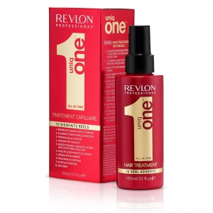 Revlon Uniq One All in One Hair Treatment - Wielozadaniowa Maska w Sprayu 10in1 - 10 Korzyści 150 ml