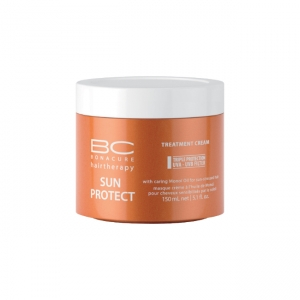 Schwarzkopf BC Sun Protect Treatment Cream - Maska Regenerująca 150 ml