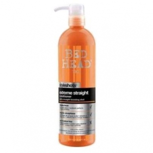 TIGI Bed Head StyleShots Extreme Straight Conditioner - Odżywka Prostująca 750 ml