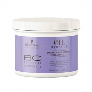 Schwarzkopf Oil Miracle Barbary Fig Mask - Maska Odbudowująca 500 ml