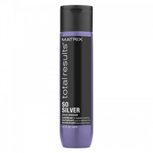Matrix Total Results So Silver Conditioner - Odżywka do Włosów Blond i Siwych 300 ml