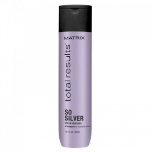 Matrix Total Results So Silver Shampoo - Szampon do Włosów Blond i Siwych 300 ml