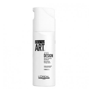 LOreal Tecni Art Fix Design - Spray do Utrwalania Miejscowego 200 ml