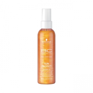Schwarzkopf BC Sun Protect Hair Protection Oil - Olejek Ochronny 150 ml