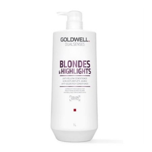 Goldwell Dualsenses Blondes & Highlights Conditioner - Odżywka do Włosów Blond 1000 ml