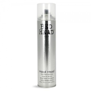 TIGI Bed Head Hard Head Hairspray - Mocny Lakier do Włosów 400 ml