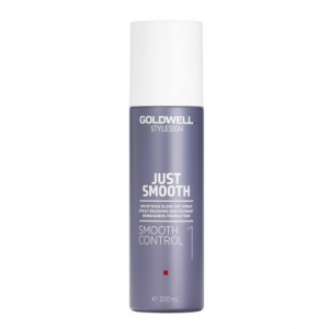 Goldwell StyleSign Just Smooth Control - Wygładzający Spray do Suszenia 200 ml