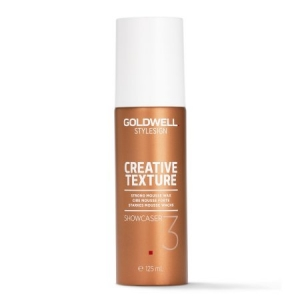 Goldwell StyleSign Creative Texture Showcaser - Mocny Wosk w Piance 125 ml