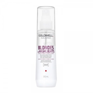 Goldwell Dualsenses Blondes & Highlights Serum Spray - Serum w Sprayu do Włosów Blond 150 ml