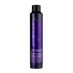TIGI Catwalk Your Highness Firm Hold Hairspray - Lakier Mocno Utrwalający 300 ml