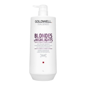 Goldwell Dualsenses Blondes & Highlights Shampoo - Szampon do Włosów Blond 1000 ml